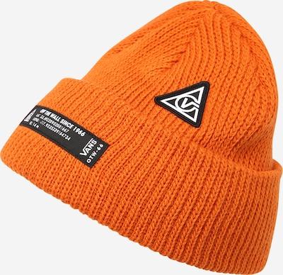VANS Muts 'MN HOLT' in de kleur Sinaasappel / Zwart / Wit, Productweergave