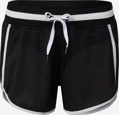 DKNY Performance Pantalon en noir / blanc, Vue avec produit