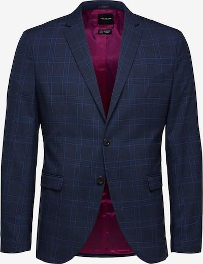 SELECTED HOMME Chaqueta saco en azul / rojo, Vista del producto