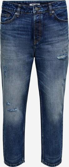 Only & Sons Jeans in de kleur Blauw / Blauw denim, Productweergave
