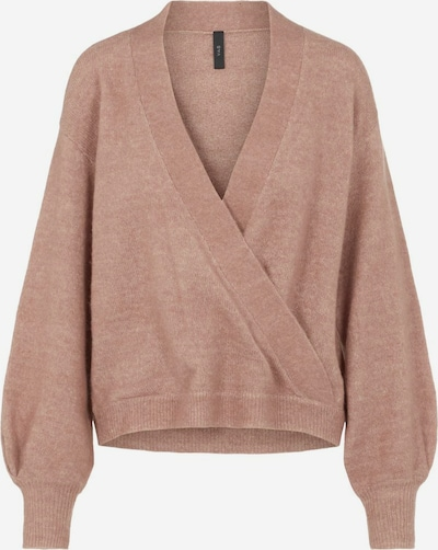 Y.A.S Pullover in cappuccino, Produktansicht