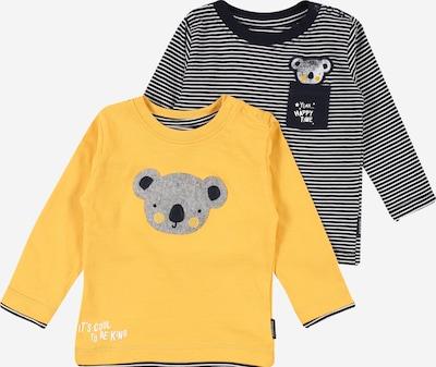 STACCATO Shirt in kobaltblau / gelb, Produktansicht