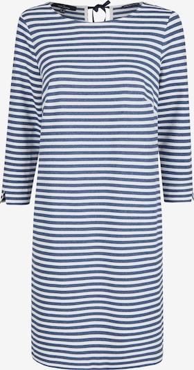 DANIEL HECHTER Kleid in indigo / weiß, Produktansicht