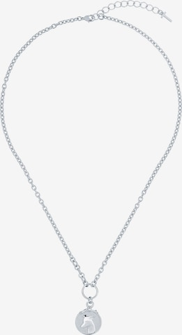 Ted Baker Kette 'TURRBO' in Silver