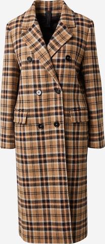 Cappotto di mezza stagione 'ALGATE' di DRYKORN in marrone
