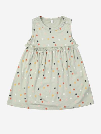 NAME IT Kleid 'DAOMI SPENCER' in nachtblau / goldgelb / grün / rot / weiß, Produktansicht