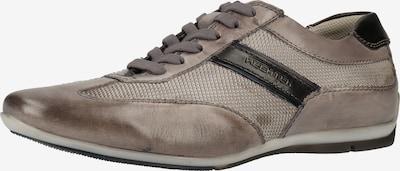 DANIEL HECHTER Sneakers laag in de kleur Grijs / Taupe / Zwart, Productweergave