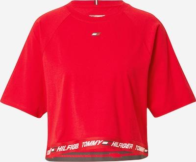 Tricou funcțional Tommy Sport pe roșu / negru / alb, Vizualizare produs