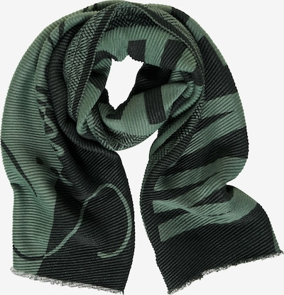 STREET ONE Scarf in Green / Black, Item view