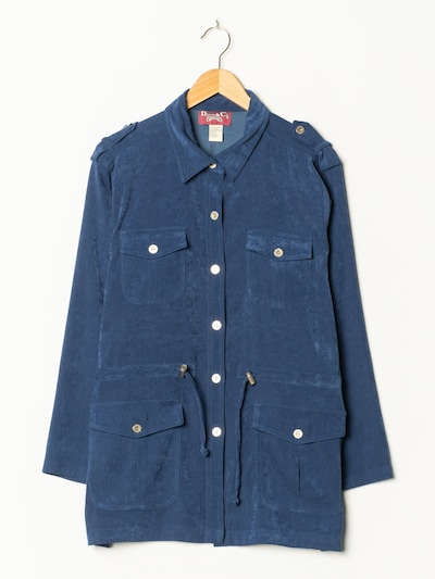 Denim Co. Hemd in XXXL in azur, Produktansicht
