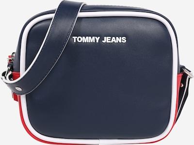 Tommy Jeans Skuldertaske 'Femme' i mørkeblå / rød / hvid, Produktvisning