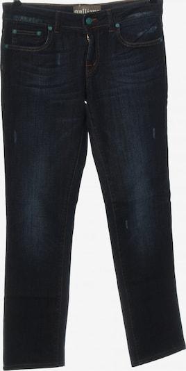 Galliano Hüftjeans in 29 in blau, Produktansicht