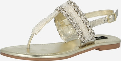 River Island Sandals in Gold, Item view