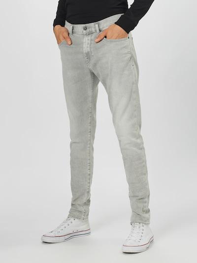 DIESEL Jeansy w kolorze szary denimm, Podgląd na modelu(-ce)