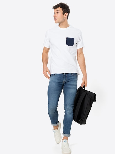 LEVI'S Jeans '519™ EXT SKINNY HI-BALL B' in blue denim