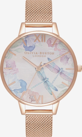 Olivia Burton Uhr in rosegold, Produktansicht