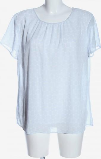 S.OLIVER PREMIUM Kurzarm-Bluse in XXL in blau, Produktansicht