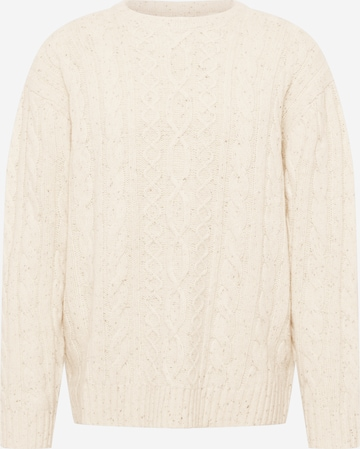 LEVI'S Pullover in Beige