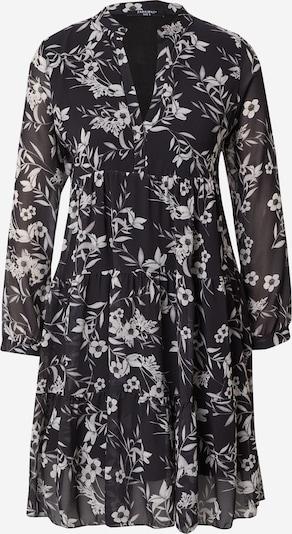 ZABAIONE Košilové šaty 'Clara' - světle šedá / černá, Produkt