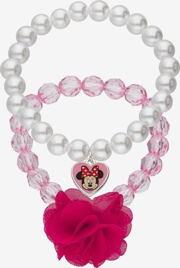 Six Armband in rosa / weiß, Produktansicht