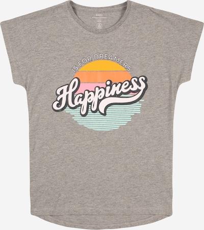 Guppy T-Shirt 'FAITH' en gris chiné / mélange de couleurs, Vue avec produit