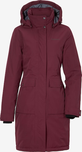 Didriksons Winterparka 'EMILIA WNS PARKA 2' in de kleur Rood, Productweergave