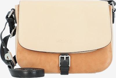 Picard Umhängetasche 'Bergamo' in beige / braun / schwarz, Produktansicht