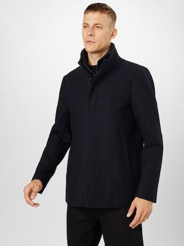 Cappotto di mezza stagione 'Harvey' di Matinique in blu