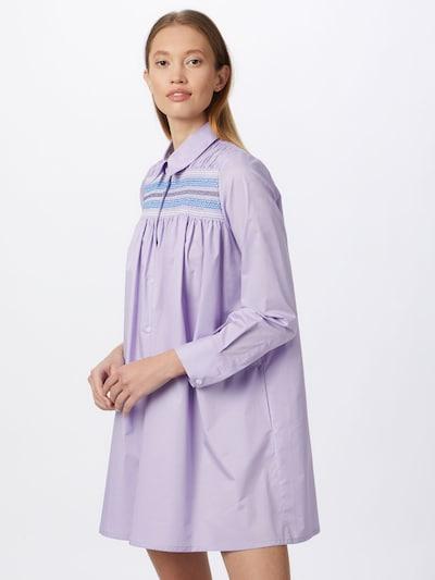 PAUL & JOE Košilové šaty 'LEURVIL' - šeříková, Model/ka
