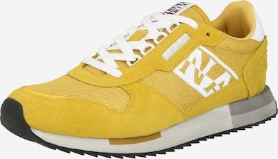 NAPAPIJRI Sneaker in blau / gelb / rot / weiß, Produktansicht