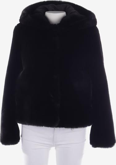 Sandro Übergangsjacke in M in schwarz, Produktansicht