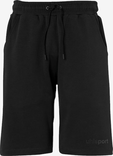 UHLSPORT Shorts in schwarz, Produktansicht