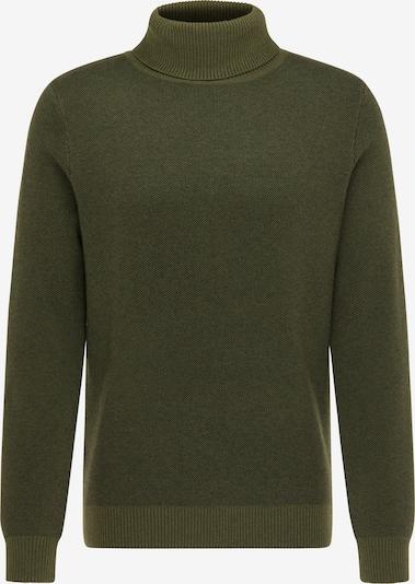 DreiMaster Vintage Pullover in grün, Produktansicht
