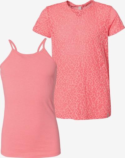 ESPRIT T-Shirt + Top in koralle, Produktansicht