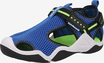Chaussures ouvertes 'Wader' GEOX en bleu