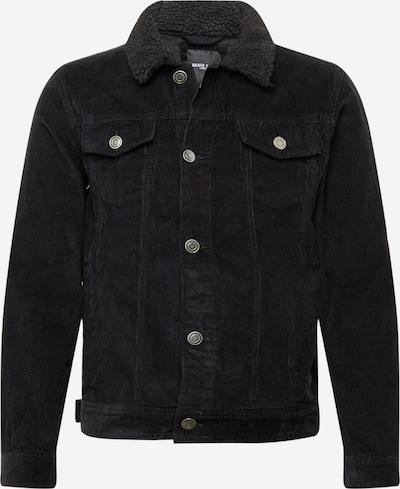 BRAVE SOUL Jacke 'PRESTWICH' in schwarz, Produktansicht