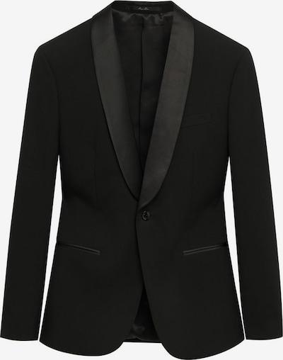 MANGO MAN Sakko in schwarz, Produktansicht
