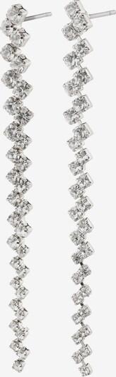 ezüst / fehér Pilgrim Fülbevalók 'Belief', Termék nézet