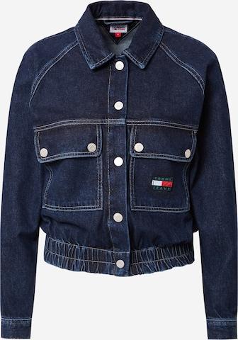 Tommy Jeans - Chaqueta de entretiempo en azul