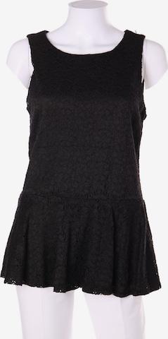 ELLEN TRACY Ärmellose Bluse in M in Schwarz