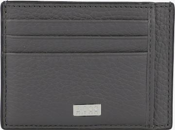 BOSS Casual Wallet 'Crosstown' in Grey
