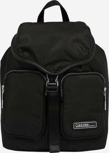 Kuprinė 'FLAP BP MD' iš Calvin Klein , spalva - juoda, Prekių apžvalga