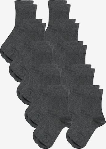 ROGO Komfortsocken in Grau