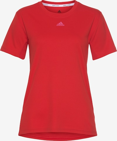 ADIDAS PERFORMANCE Toiminnallinen paita värissä vaaleanpunainen / punainen, Tuotenäkymä