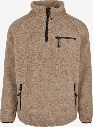 Brandit Pullover in camel, Produktansicht