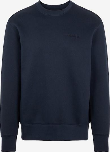 J.Lindeberg Sweatshirt 'Chip' in nachtblau: Frontalansicht