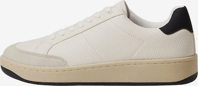 MANGO MAN Sneakers 'Fasano' in Grey / Black / White, Item view