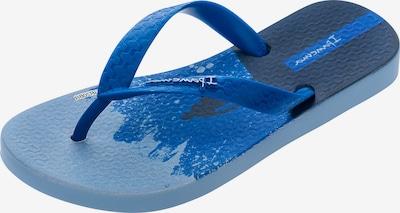 Ipanema Zehentrenner 'Temas Ix' in blau / rauchblau, Produktansicht