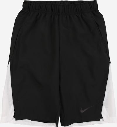 NIKE Shorts in schwarz / weiß, Produktansicht