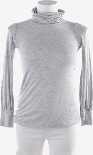 Tommy Jeans Shirt langarm in L in hellgrau, Produktansicht
